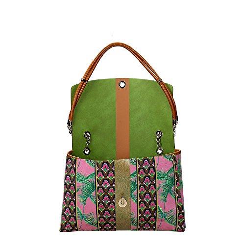Ohmai Bag , Sac à main pour femme multi multicolore Multicolore