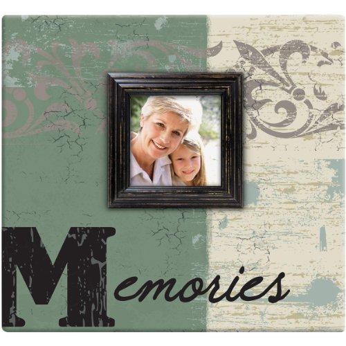MBI Erinnerungen Post Bound Scrapbook mit Fenster 12x 12Zoll