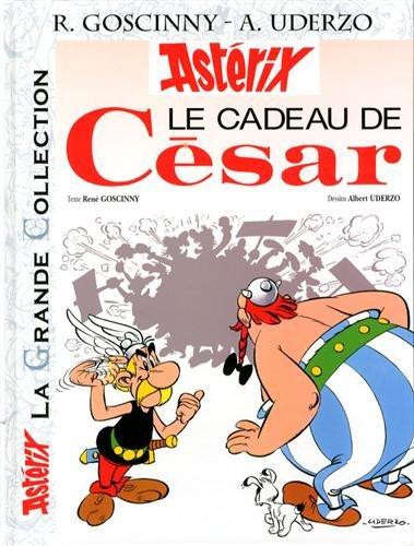 Astérix La Grande Collection - Le cadeau de César - n°21