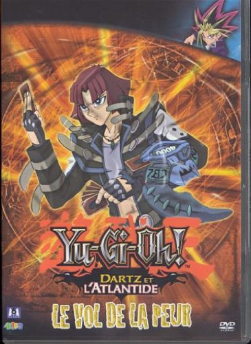 Yu-Gi-Oh! - Saison 4 - Dartz et l'Atlantide - Volume 08 - Le vol de la peur