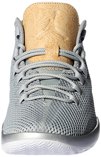 Nike Jordan Reveal Prem, Scarpe da Basket Uomo, Talla Grigio (Gris (Wlf Gry / Wlf Gry-Vchtt Tn-White))