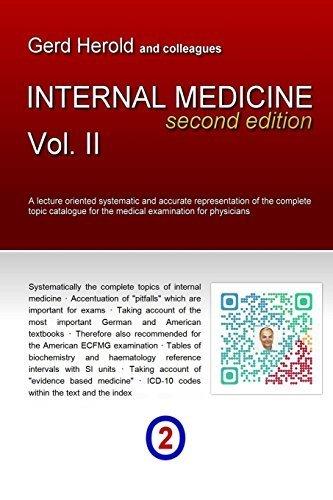 HEROLD's Internal Medicine (Second Edition) - Vol. 2 by Gerd Herold (2014-06-20)