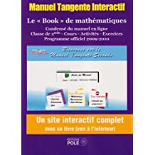 Manuel Tangente Mathématiques seconde : Le Book by Elisabeth Busser (2009-10-14)
