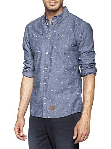 O'neill lM deposit chemise à manches longues pour homme Bleu - Bleu Vallarta