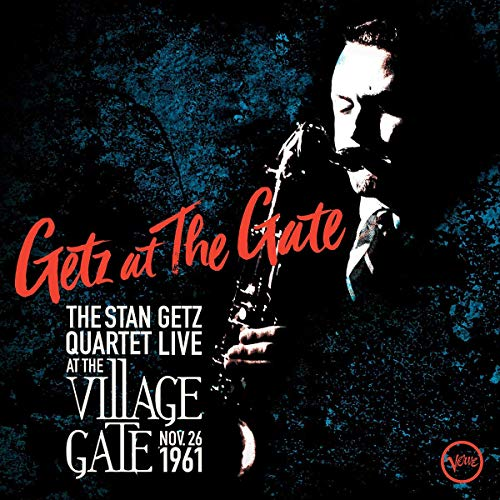 Getz at the Gate (Live at the Village Gate 1961) [Vinyl LP]