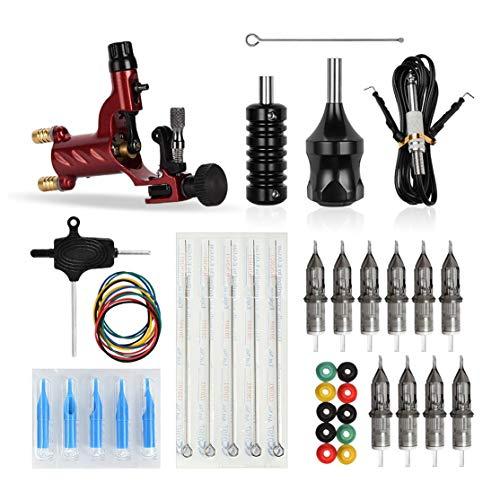Dragonfly Rotary Tattoo Maschine Shader Liner Motor Gun Griff Kit Für Künstler Professionelle Tattoo Ausrüstung (Dragonfly Rotary Maschine)
