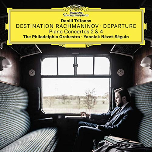 Destination Rachmaninov • Departure Audio-destination