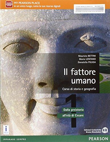 Storia e geografia. Per le Scuole superiori. Con e-book. Con espansione online: 1