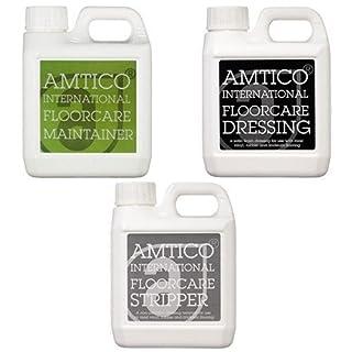 eXtreme Amtico Floor Care/Amtico Floor TRIO Cleaner Pack 3 x 1 Litre Bottles