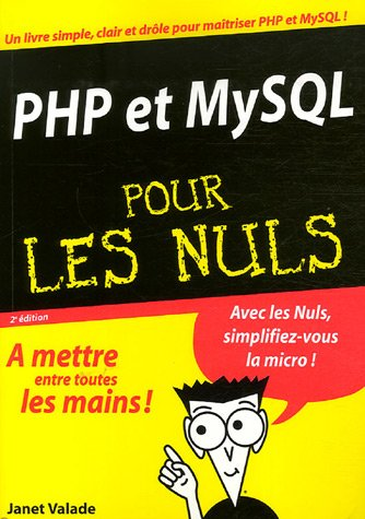PHP & MySQL par Janet Valade
