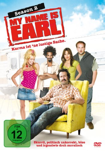My Name Is Earl - Season 2 [4 DVDs]