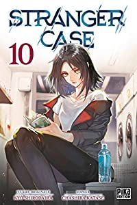 Stranger Case Edition simple Tome 10