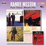 Randy Weston: 4 Classic Albums Plus (Audio CD)