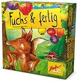 Zoch 601105011 - Fuchs und Fertig, Kartenspiel