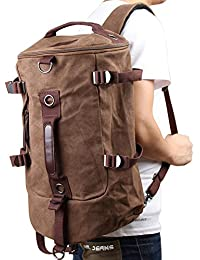 Amazon.co.uk: Canvas - Men's Bags / Handbags & Shoulder Bags ...