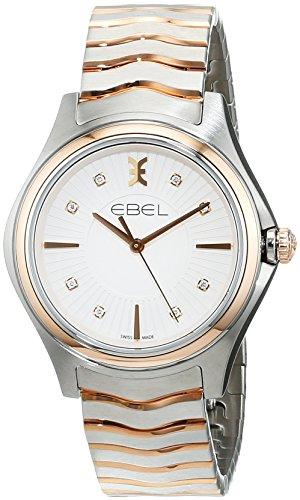 Ebel Damen-Armbanduhr 1216306