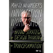 Marty Neumeier's INNOVATION WORKSHOP: Brand Strategy + Design Thinking = Transformation, DVD