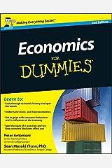 Economics For Dummies Paperback