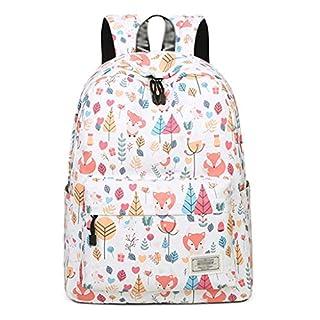 XHHWZB Printing Canvas Backpack Rucksack Kindergarten School Student Bag for Boys Girls Kids Children Toddlers (color : A)