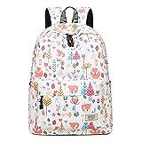 XHHWZB Druck Leinwand Rucksack Rucksack Kindergarten Schüler Tasche für Jungen Mädchen Kinder Kinder Kleinkinder (Farbe : A)