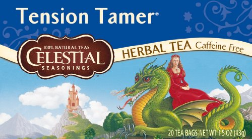 Celestial Seasonings - Tension Tamer - Retail Pack (6 x 43 g) (Tension Tamer Tee)