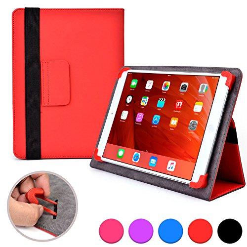 Universale 9'' - 10.1'' Tablet Custodia a Libro, COOPER INFINITE ELITE Custodia Protettiva a Libro (Manicotto Di Chiusura Copertina)