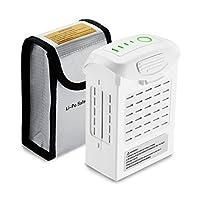 Powerextra 5350mAh Li-Polymer Ersatzakku(15,2 V) für DJI Phantom 4 Pro +, Phantom 4 Pro , Phantom 4 Advanced, Phantom 4