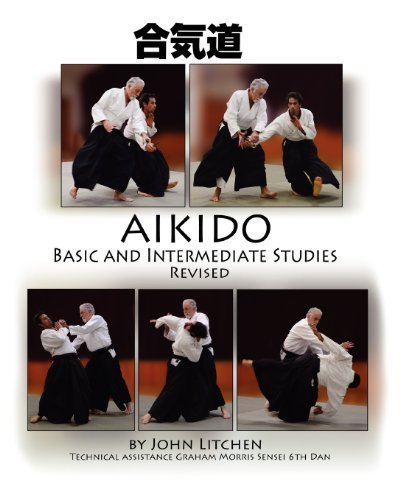 Aikido Basic and Intermediate Studies Revised revised edition by Litchen, John Spiridon (2012) Paperback