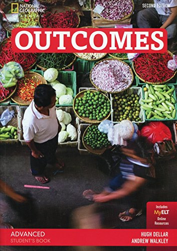 Outcomes - Second Edition: C1.1/C1.2: Advanced - Student's Book (with Printed Access Code) + DVD