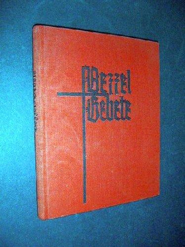 Bezzel-Gebete. Gebete Hermann Bezzels gesammelt und [herausgegeben von Otto Dietz],