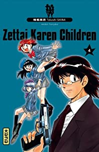 Zettai Karen Children Edition simple Tome 4