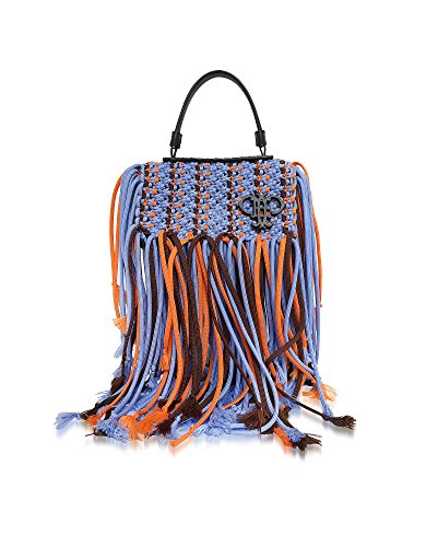 emilio-pucci-mujer-71bd1471905a12-azul-claro-lona-bolso-de-mano