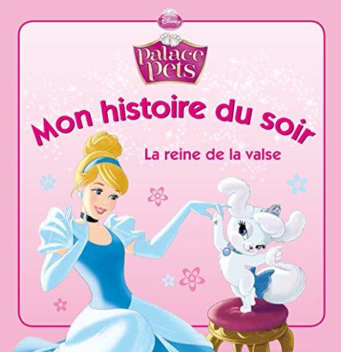 Book's Cover of La reine de la valse