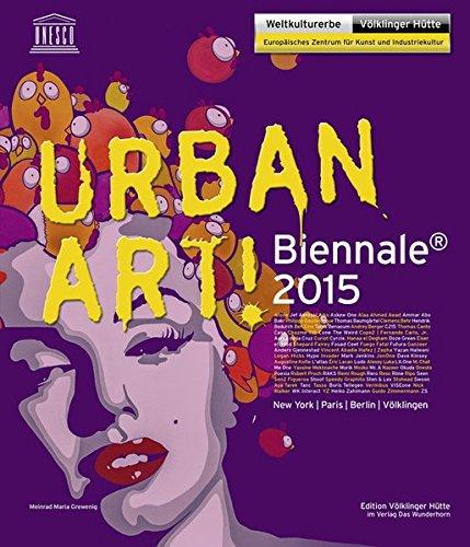 Urban Art! Biennale 2015 : Katalog par Jef Aérosol