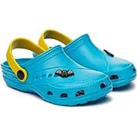 Duna Ast Boys Clogs. for Summer/Garden/Pool, Boys/Girls, Multicolour. Size 9/10/10.5/11/12/13 Child UK; 1/2 UK