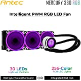 Antec Mercury 360 RGB All-in-One Liquid CPU Cooler
