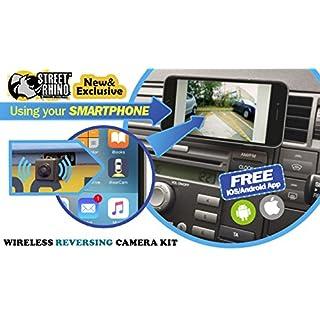 Seat Altea Wireless Universal Reversing Camera Kit iOS Android