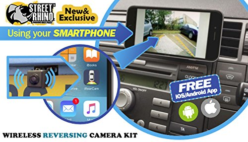 Daewoo Kalos Wireless Universal Reversing Camera Kit for sale  Delivered anywhere in UK