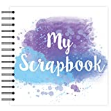 Simply Creative 8x 8album-My scrapbook, bia