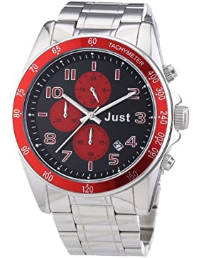 Just Watches Unisex-Armbanduhr A
