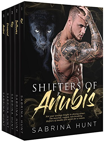 Shifters of Anubis: The Complete Series (5 Books)