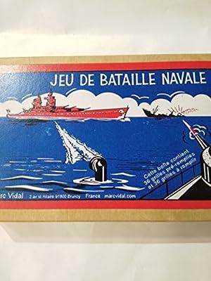 Marc Vidal, Jeu de bataille navale