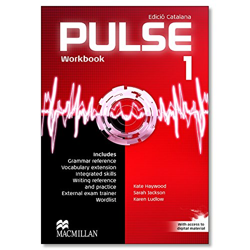 PULSE 1 Wb Pk Cat - 9780230439139