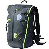 COX Swain 30L super leichter wasserdichter Outdoor Rucksack Packsack für Fahrrad, Wassersport etc., Colour: Grey