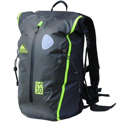 cox-swain-30l-super-leichter-wasserdichter-outdoor-rucksack-packsack-fur-fahrrad-wassersport-etc-far