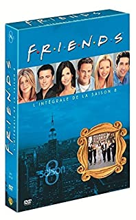 Friends - L'Intégrale Saison 8 - Édition 3 DVD (B000EHQSH8) | Amazon Products