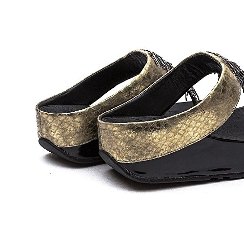Fitflop Cha Fitflop Cha Metallico Oro 6qY6wv