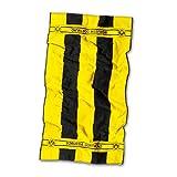 Borussia Dortmund Duschtuch'Blockstreifen' one size
