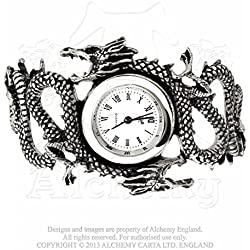Alchemy Gothic Imperial Dragon Watch