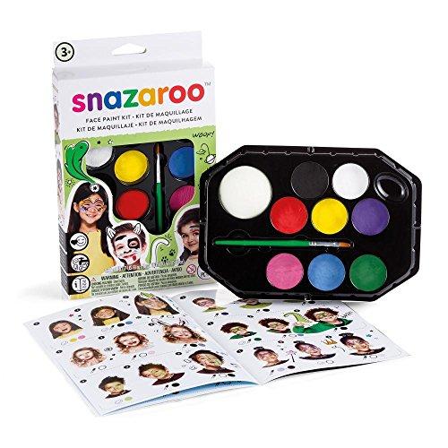 Snazaroo Paleta de pintura facial unisex
